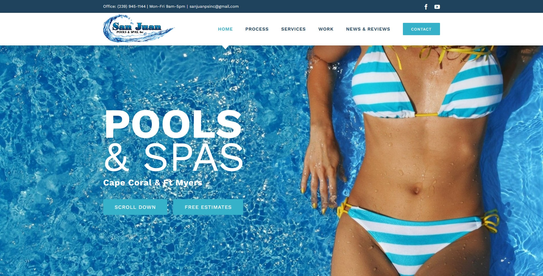San Juan Pools & Spas Cape Coral