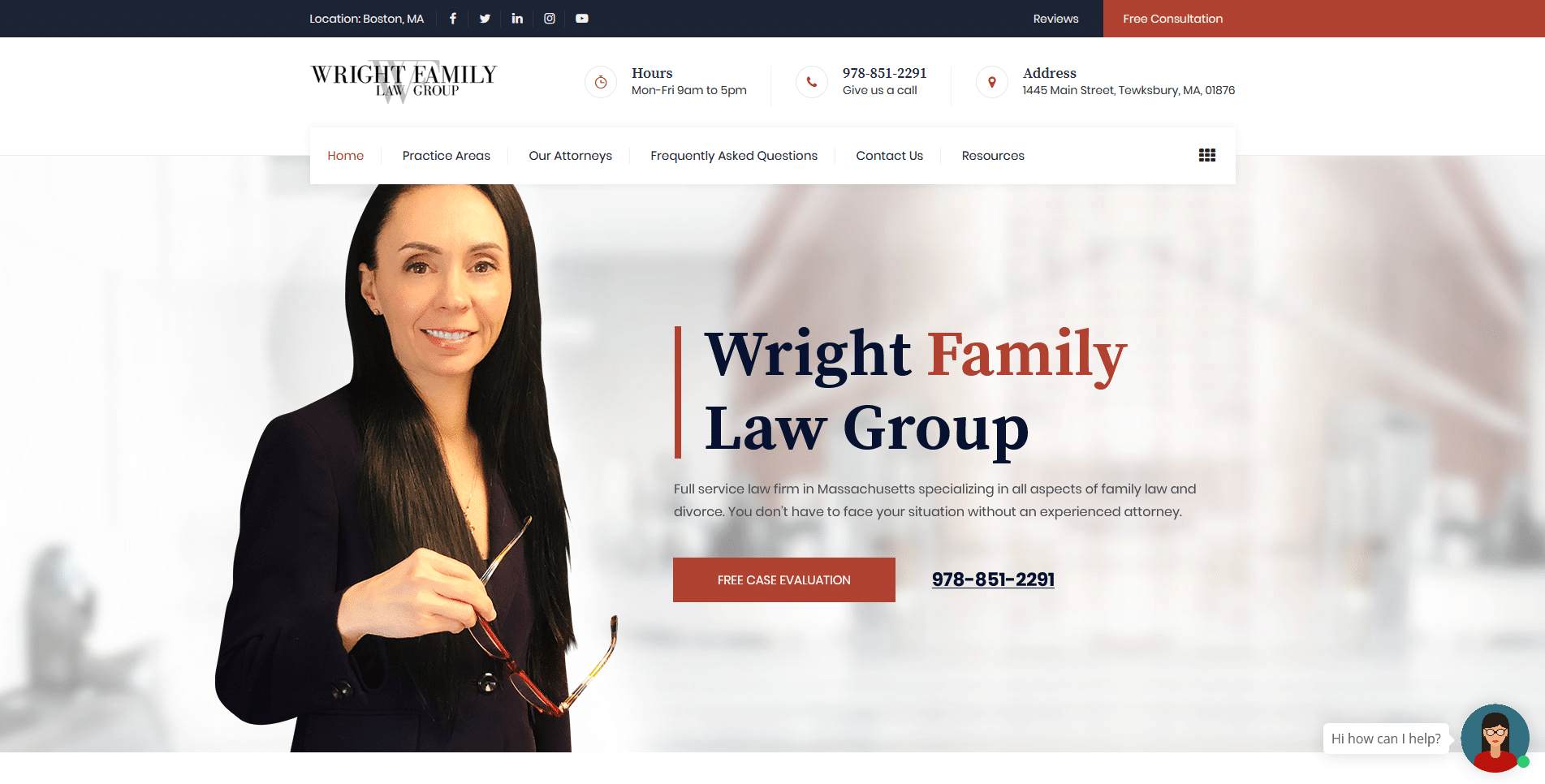 Wright Family Law Group Divorce Attorneys Boston, MA
